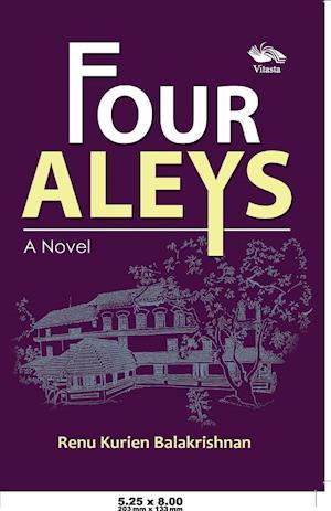 Bog, paperback Four Aleys af Renu Kurien Balakrishnan