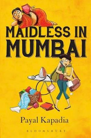 Bog, paperback Maidless in Mumbai af Payal Kapadia