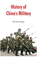 History of China's Military af Dr R. K. Sahay