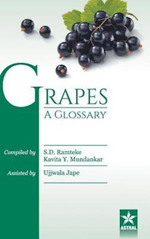 Bog, hardback Grapes: A Glossary af S. D. Ramteke