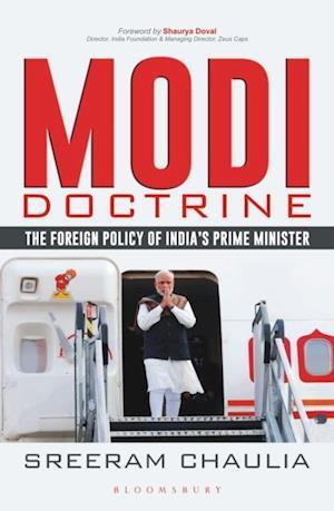 Modi Doctrine af Sreeram Chaulia, Sreeram Sundar Chaulia