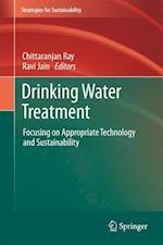 Drinking Water Treatment af Ravi Jain, Chittaranjan Ray
