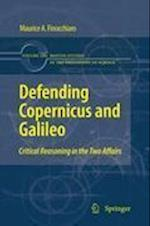 Defending Copernicus and Galileo af Maurice A. Finocchiaro
