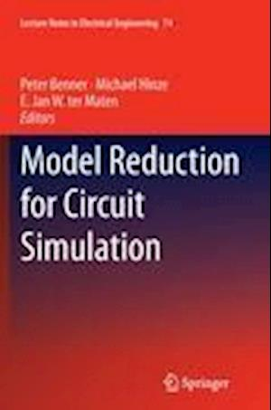 Model Reduction for Circuit Simulation af Peter Benner