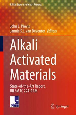Alkali Activated Materials af John Provis