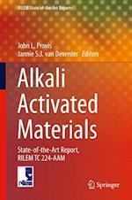 Alkali Activated Materials af John Provis
