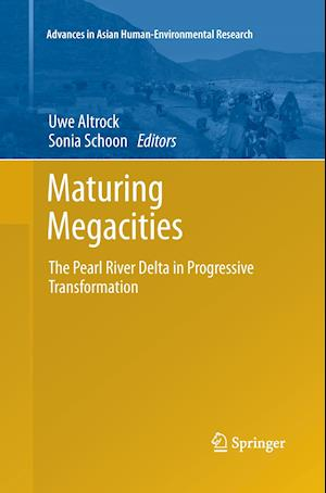 Maturing Megacities af Uwe Altrock