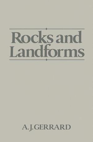 Rocks and Landforms af John Gerrard