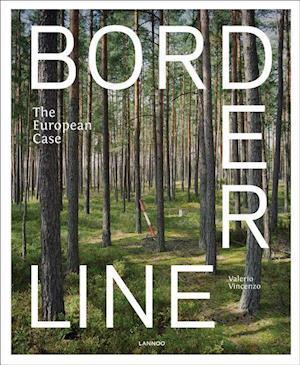 Bog, hardback Borderline af Valerio Vincenzo