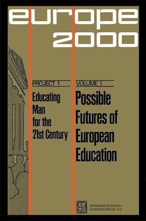 Possible Futures of European Education af Stefan Jensen