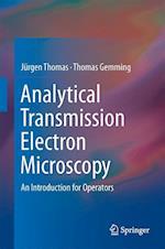 Analytical Transmission Electron Microscopy af Jurgen Thomas