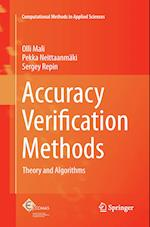 Accuracy Verification Methods (Computational Methods In Applied Sciences, nr. 32)