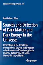 Sources and Detection of Dark Matter and Dark Energy in the Universe (SPRINGER PROCEEDINGS IN PHYSICS, nr. 148)