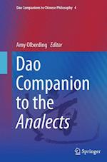 DAO Companion to the Analects (Dao Companions to Chinese Philosophy, nr. 4)