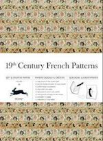 19th Century French: Gift & Creative Paper Book (Gift Creative Paper Books)