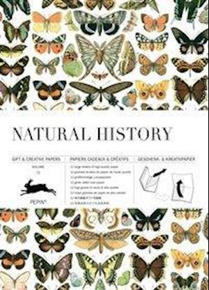 Bog, paperback Natural History af Pepin Van Roojen