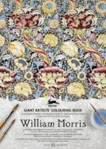 William Morris (Giant Artists Colouring Books)
