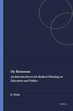 On Rousseau af Kenneth Wain