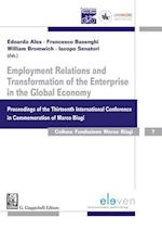 Employment Relations and Transformation of the Enterprise in the Global Economy af Edoardo Ales