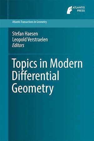 Bog, hardback Topics in Modern Differential Geometry af Leopold Verstraelen