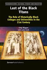 Last of the Black Titans af Greg Wiggan, Lakia Scott