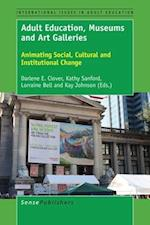 Adult Education, Museums and Art Galleries