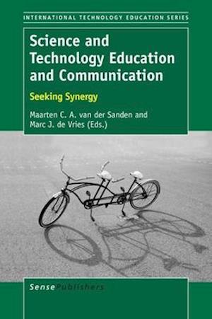 Bog, hardback Science and Technology Education and Communication af Maarten Van Der Sanden