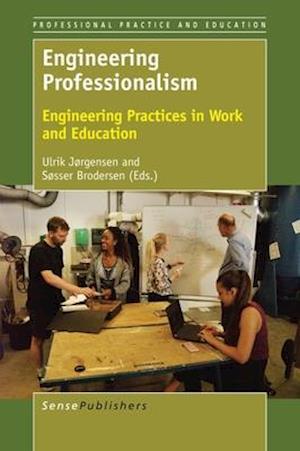Bog, paperback Engineering Professionalism
