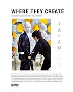 Where They Create Japan: Creative Studios Shot by Paul Barbera (Where They Create Series)