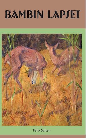 Bog, paperback Bambin Lapset af Felix Salten