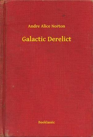 Galactic Derelict af Andre Alice Norton