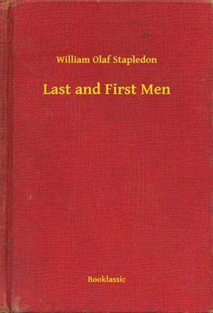 Last and First Men af William Olaf Stapledon