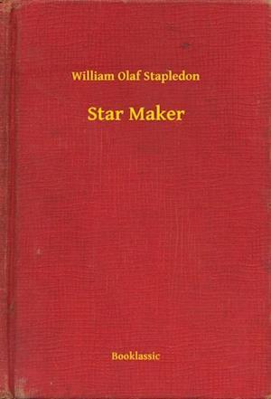 Star Maker af William Olaf Stapledon