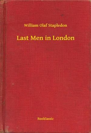 Last Men in London af William Olaf Stapledon