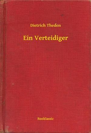 Ein Verteidiger af Dietrich Theden
