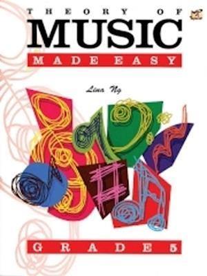 Bog, løsblade Theory of Music Made Easy af Lina Ng
