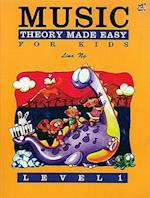 Music Theory Made Easy for Kids af Lina Ng