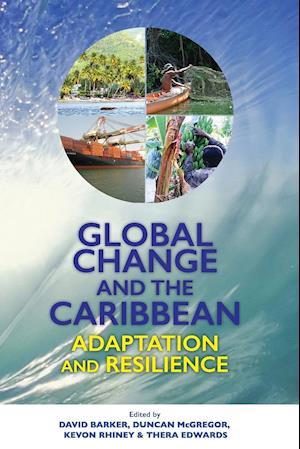 Bog, paperback Global Change and the Caribbean af David Barker