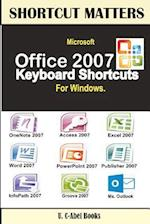 Microsoft Office 2007 Keyboard Shortcuts for Windows