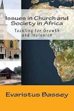 Issues in Church and Society in Africa