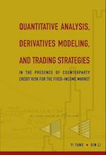 Quantitative Analysis, Derivatives Modeling, and Trading Strategies af Yi Tang