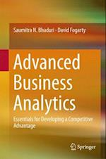 Advanced Business Analytics (Springer Briefs in Business)