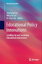 Educational Policy Innovations (Education Innovation)