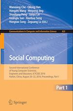 Social Computing (Communications in Computer and Information Science, nr. 623)