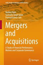 Mergers and Acquisitions (India Studies in Business and Economics)