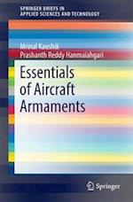 Essentials of Aircraft Armaments (Springerbriefs in Applied Sciences and Technology)