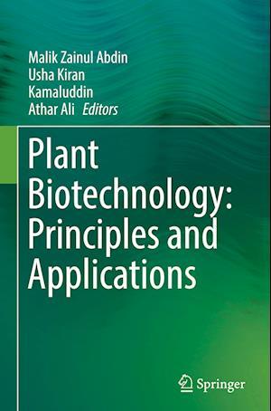 Bog, hardback Plant Biotechnology: Principles and Applications af M. Kamaluddin