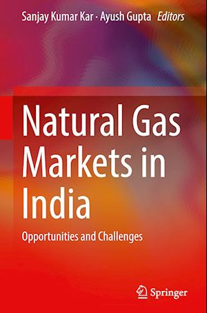 Bog, hardback Natural Gas Markets in India af Ayush Gupta, Sanjay Kumar Kar