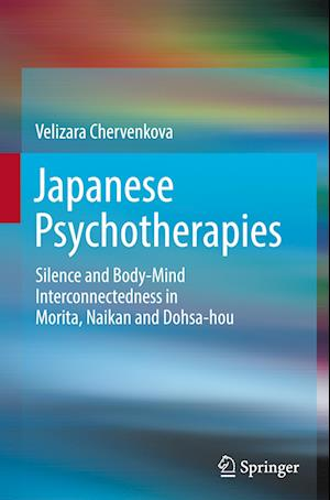 Bog, hardback Japanese Psychotherapies af Velizara Chervenkova