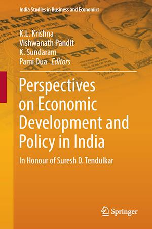 Bog, hardback Perspectives on Economic Development and Policy in India
